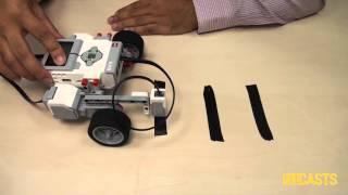 Ev3 Basics Course Color Sensor Stop On Third Line Hack Part 2