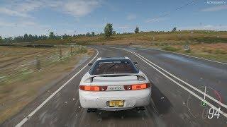 Forza Horizon 4 - 1997 Mitsubishi GTO Gameplay [4K]