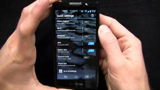 Motorola DROID RAZR HD Review Part 1