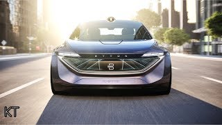 8 FUTURISTIC CARS THAT WILL COMPETE WITH ELON MUSK'S TESLA 2019 - 2020