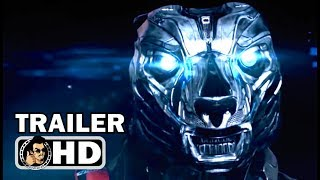 AXL Official Trailer (2018) Becky G Sci-Fi Action Movie HD