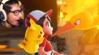 Pokémon Let's Go! Pikachu & Eevee Coverage - September 20, 2018