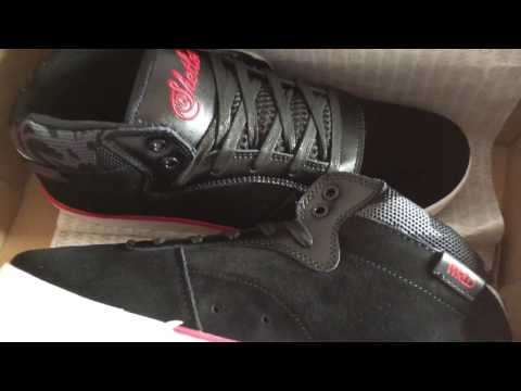 The Shetler Shoe unboxing video