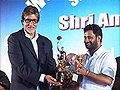 Big B honours Resul Pookutty