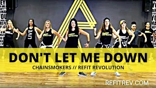 """Don't Let Me Down"" 