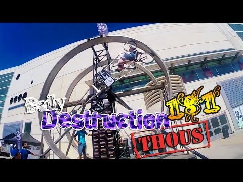 Daily Destruction Thous 131 - Loop en Bici, Nueva Intro y Tatuaje de Totoro