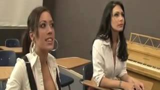 hot teacher with sexy students