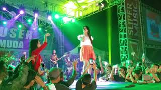 "HQ ""Bojo Galak - Via Vallen X OM SERA Live Konser Muda Mendunia - Cikarang"""