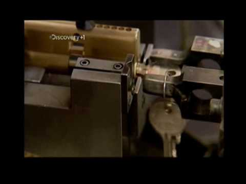 Yale Assa Abloy cylinder lock on HOW ITS MADE