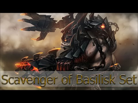 Pudge - Scavenger Of Basilisk Set video