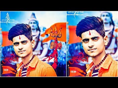 NEW Picsart  Maha Shivratri Special. manipulation tutorial HD Photo Editing 2018.
