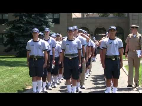 2011 U.S. Merchant Marine Academy Indoctrination