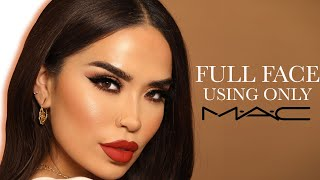 OMG! MY FACE IS INSIDE MAC STORES | iluvsarahii