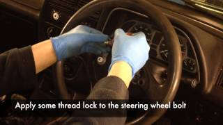 Peugeot 306 Steering wheel with Airbag replacement