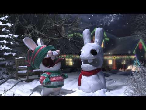 The Lapins Crétins - Un cadeau de Noël très crétin