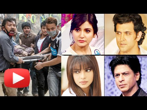 Nepal Earthquake: Hrithik, Shahrukh, Priyanka, Anushka Extend Prayers on Twitter