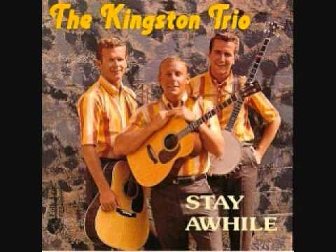 Kingston Trio - If I Had A Ship