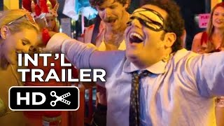 The Wedding Ringer Official International Trailer #2 (2015) - Josh Gad, Kevin Hart Movie HD