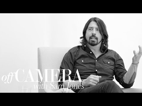 Dave Grohl on Off Camera - Advice to Aspiring Musicians