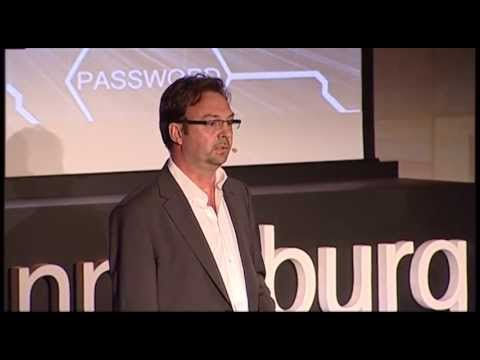 Betrayed by our own data: Mornay Walters at TEDxJohannesburg 2013