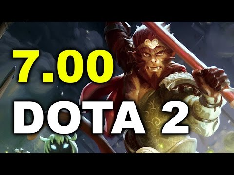 Dota 2 - PATCH 7.00 - Biggest Changes!