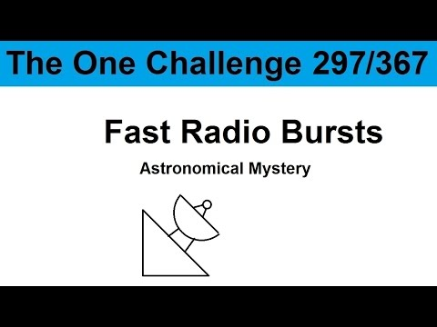 TOC 297: Fast Radio Bursts - Astronomical Mystery