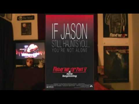 CryptTV Horror review ep.3 Friday the 13th part 5 A New Beginning