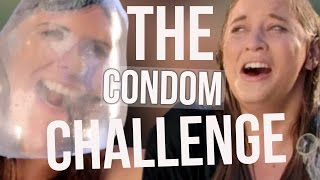 CONDOM CHALLENGE (Beauty Break)
