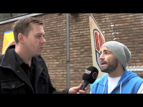 INTERVIEW WITH STEPHEN ORMOND AHEAD OF HIS FIGHT FOR THE VACANT WBO EUROPEAN LIGHTWEIGHT TITLE