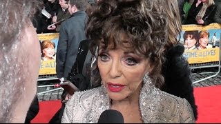 Premiere: Dame Joan Collins, Sir Tim Rice | The Time of Their Lives (The Fan Carpet)