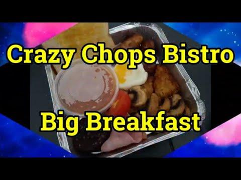 Crazy Chops Bistro - Big Breakfast - Delivered