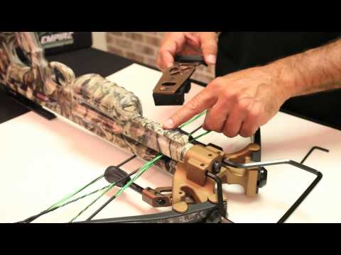 SA SPORTS EMPIRE BEOWULF CROSSBOW ASSEMBLY