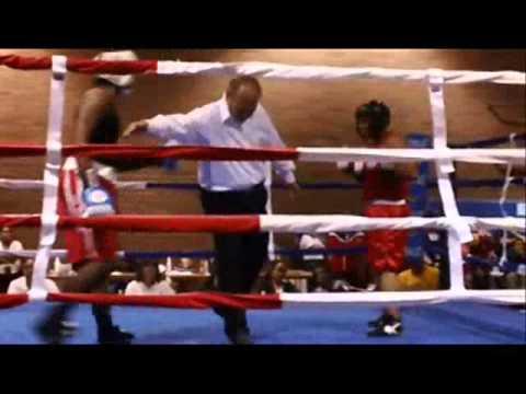 Kids boxing- Jose Espinoza S.L.B.C- Silver Gloves Regionals 2012 Pasadena, CA