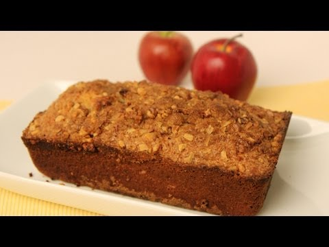 Homemade Apple Bread Recipe