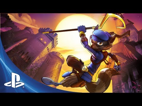 Sly Cooper: Thieves In Time� Launch Trailer