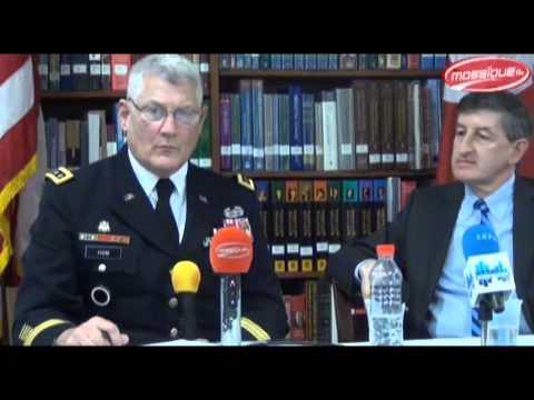 image vidéo الجنرال كارتر هام :لا يمكن مواجهة الارهاب بالقوة فقط