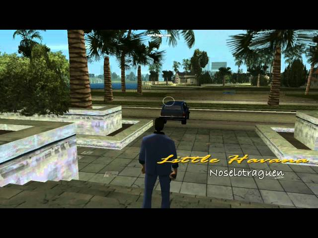 Loquendo - GTA Vice City: El Regreso de Tommy Vercetti