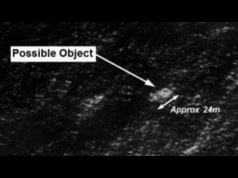 2 Large Pieces May Be Connected To Missing Malaysia Airlines Plane video