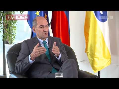 Intervju: Janez Janša - TV IDEA