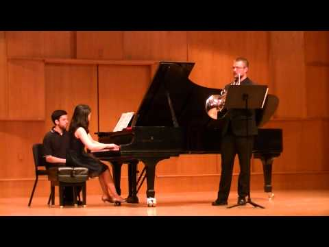 Andante e Polacca for Horn and Piano - Czerny