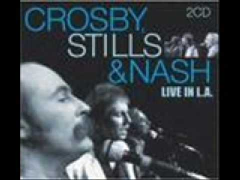 Crosby, Stills &amp; Nash- After the storm