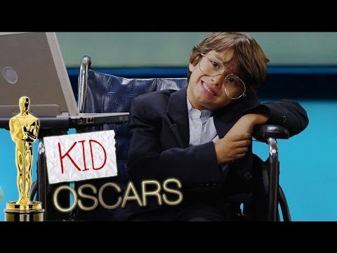 KIDS REENACT 2015 OSCAR NOMINEES!!!