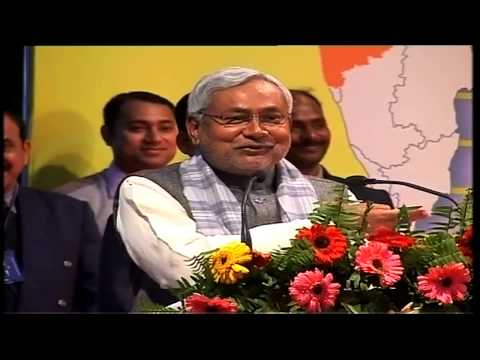 Nitish Kumar speech on Bihar, even Lalu laughs