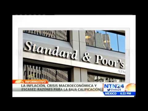 Moody's señala que que las medidas económicas venezolanas los llevan a un
