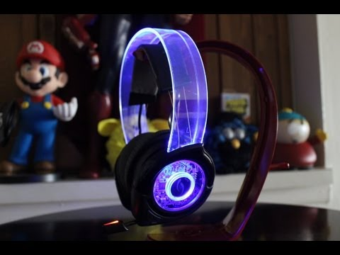 AFTERGLOW AGU.1S WIRELESS GAMING HEADSET  REVIEW