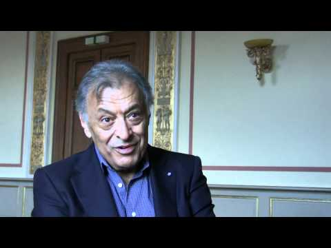 UE Mahler Interview with Zubin Mehta