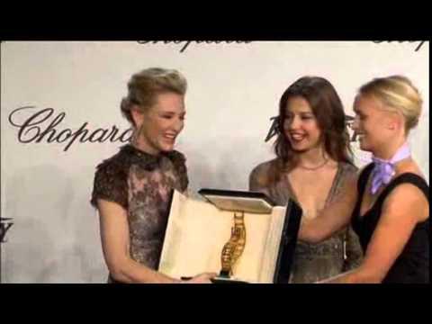 Cate Blanchett Jokes About