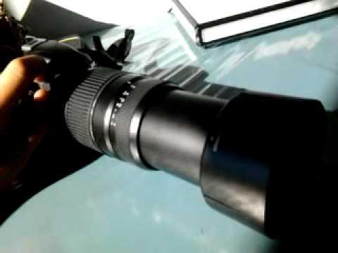Tamron 70 300 AF 70-300mm F/4-5,6 Di LD MACRO 1:2 TEST AF