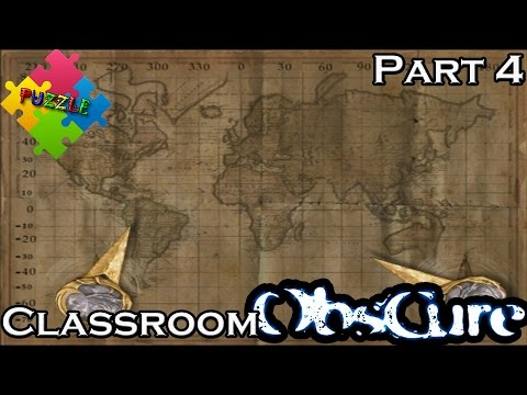 Obscure - Part 4 - PUZZLE - Classroom