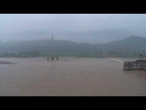 jamuna river view delhi